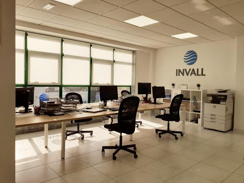 Open office in La Coruña