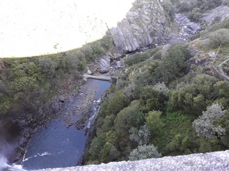 Concession project for the Use of the ecological flow of the Eume river in La Coruña.