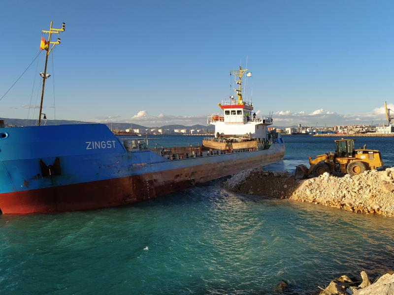 Technical assistance at the Port of Tarragona