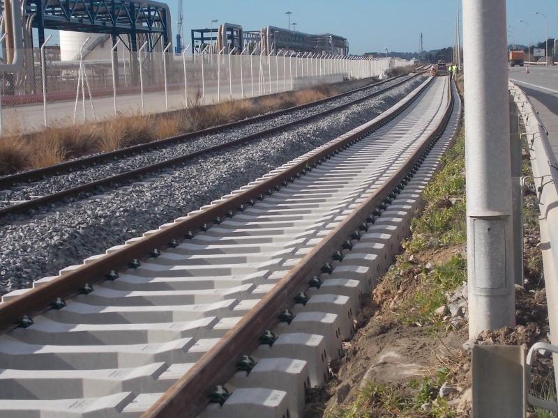 Proyectos en ferrocarriles